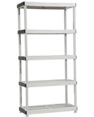 Hdx Shelf Storage Organizer Beige Importodousa